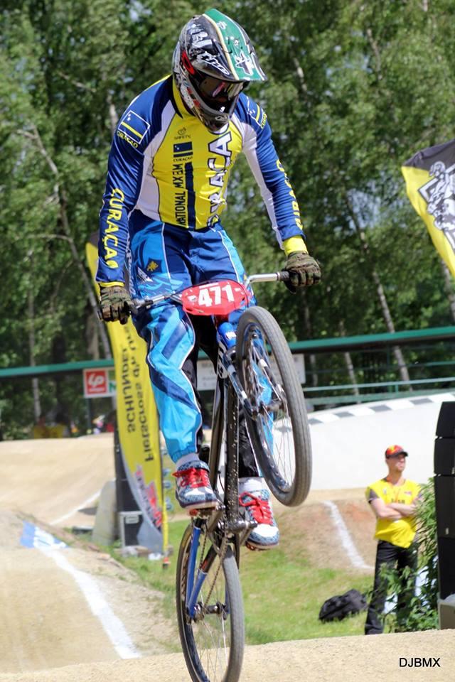 Junny Brejita Dutch Top competition