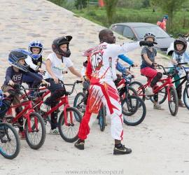 bmx clinic park Ruigenhoek Utrecht